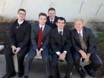 The Elders in Elder Runyan's District