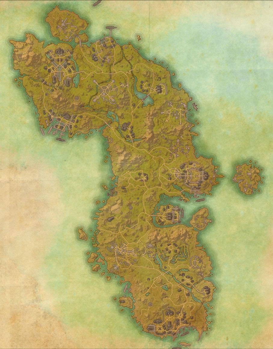 Eso Auridon Survey : auridon, survey, Auridon, Elder, Scrolls, Online, Guides