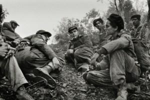Meneses: Fidel Castro, Cienfuegos y el Che Guevara