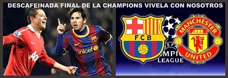 Champions en el Descafeinado