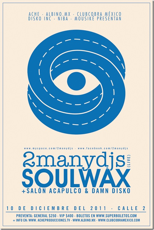 PosterSoulwax