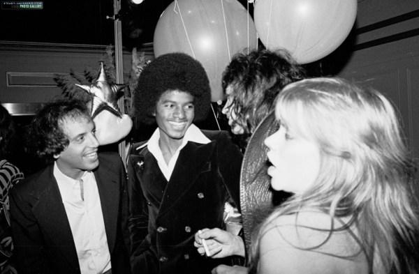 Studio 54 Michael Jackson