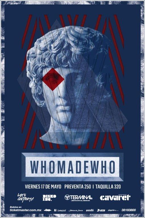 WhoMadeWho Guadalajara 2013