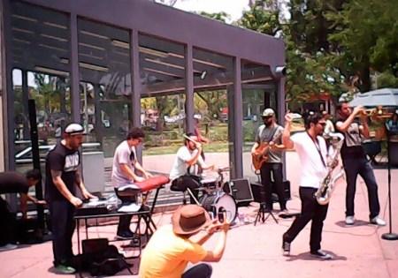 Troker en el Parque Revolución 25-05-13