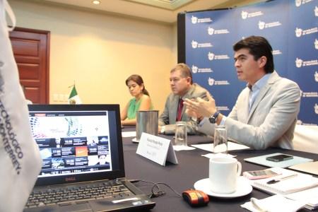 Foto: Rueda de prensa Alumnitec. Cortesía ITESM.