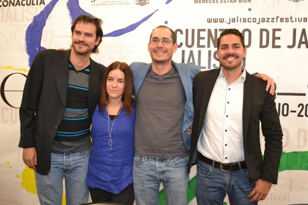 Encuentro Internacional de Jazz de Jalisco / Tónica 2014.