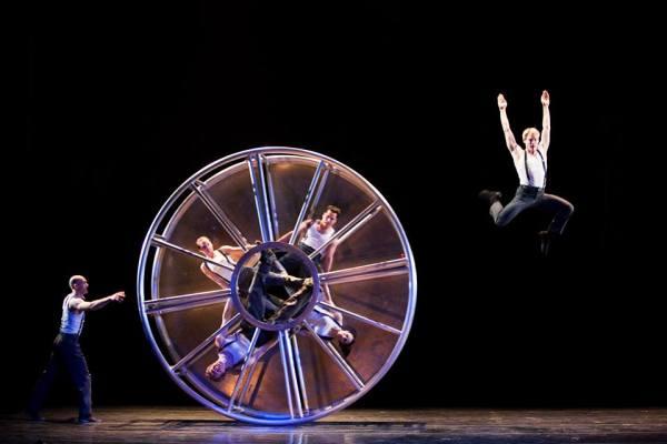 Diavolo Dance Theater.