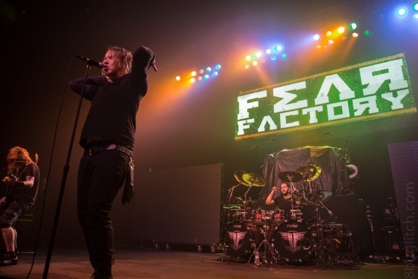 Foto: Fear Factory / Justin Williams,