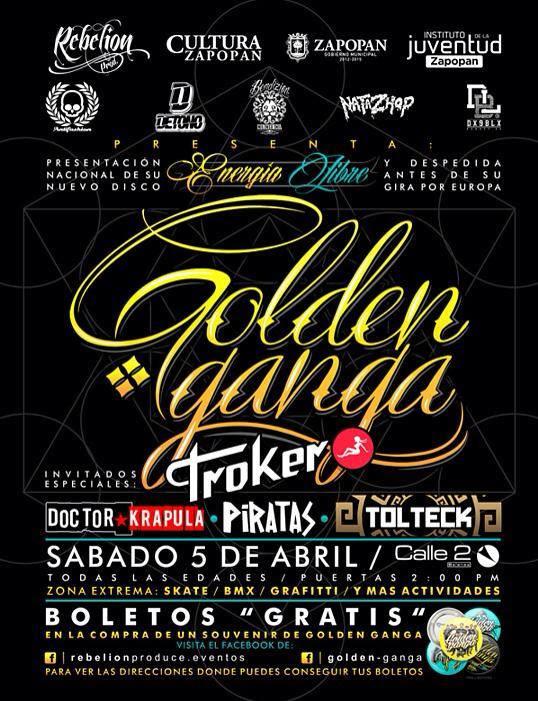 GoldenGanga