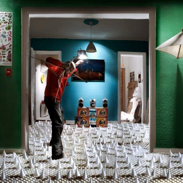 """Foto de la serie """"Tiempos Modernos"""" de Fernando Montiel Klint."""
