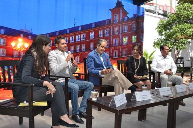 Cristopher de Alba, Director de Apoyo a Municipios de la Secretaría de Cultura Jalisco (SC), informó que elFestivalfue beneficiado en esta edición a través del Fondo Proyecta