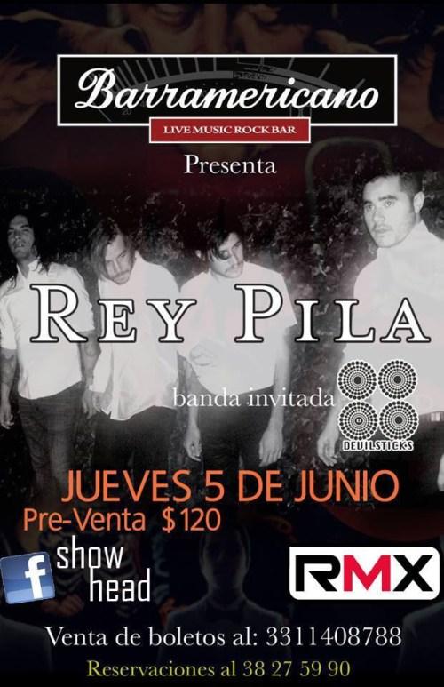 Rey Pila Barramericano 2014
