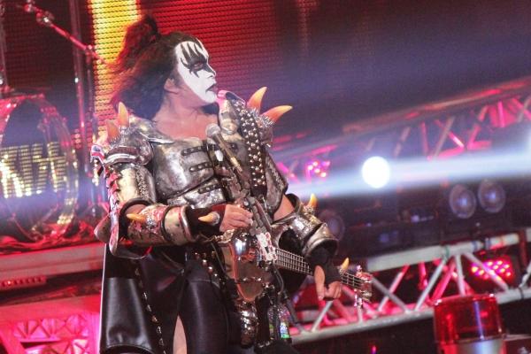 Gene Simmons dijo que Kiss volverá a México en noviembre como parte del HHMF / Foto: Marcia O'Connor
