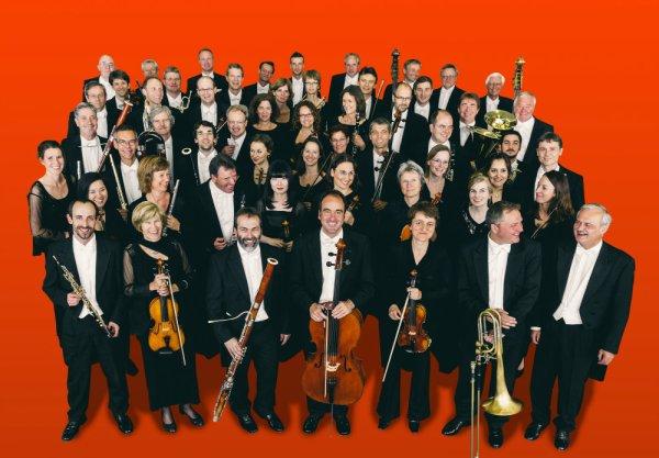 La orquesta del Gaertnerplatztheater. Foto: Página oficial