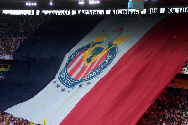 Bandera de las Chivas