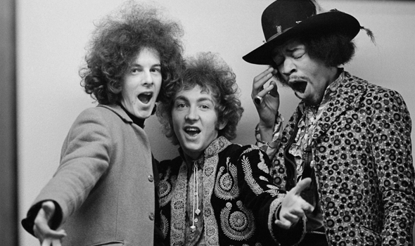 The Jimy Hendrix Experience.