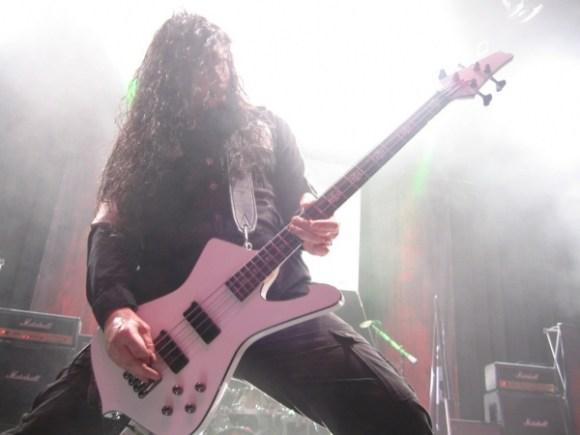 Arch Enemy @ Club Nokia L.A (Sep 2011) Foto Big Johnson