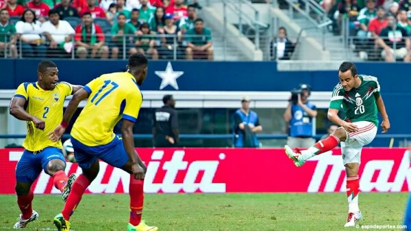 México vs Ecuador