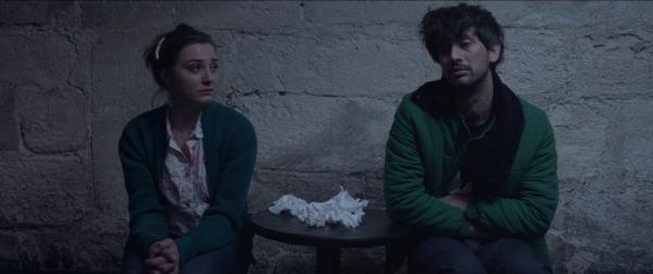 """""""Los mounstruos se convierten en amantes"""", cortometraje en competencia que se puede ver en línea. Foto: MyFrenchFilmFestival."""