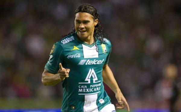 El jugador Gullit Peña.