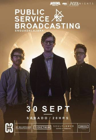 public_service_broadcasting_c3_stage_2017