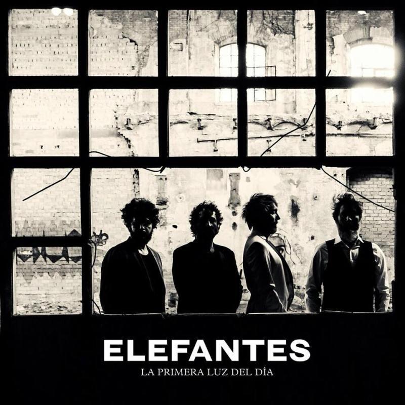 Elefantes de gira por México