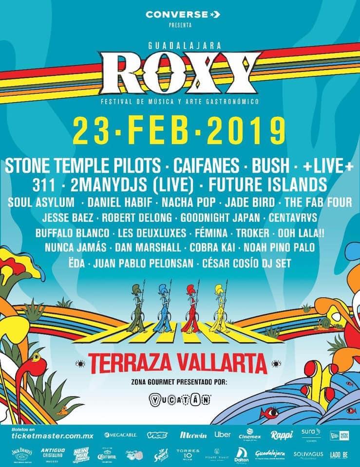 Cartel Festival Roxy