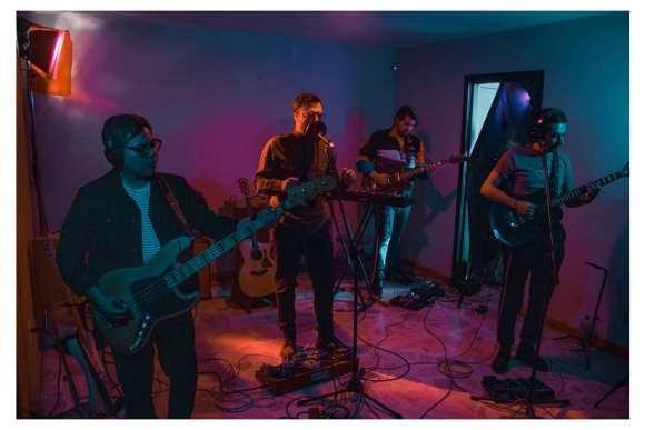 The New Science, banda de art rock de Guadalajara