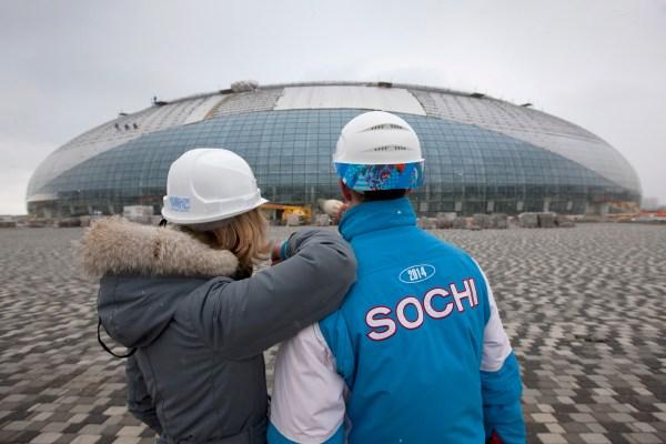 RUSSIA SOCHI OLYMPIC GAMES 2014