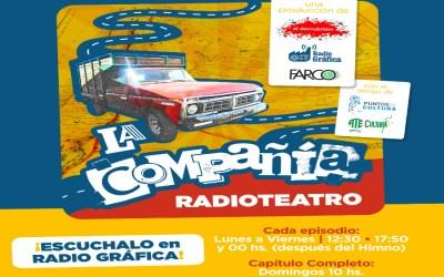 La Compañía Radioteatro ¡SEGUNDA TEMPORADA!