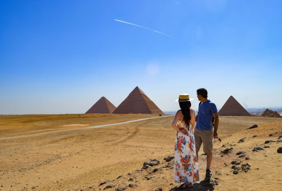 Guía de Viaje Egipto