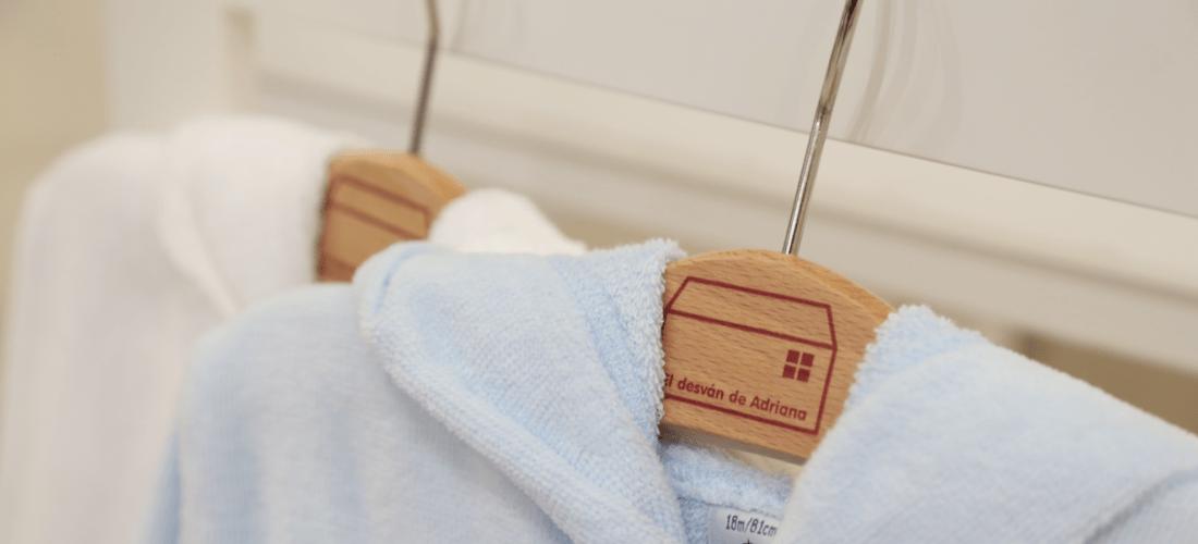Albornoces para bebés