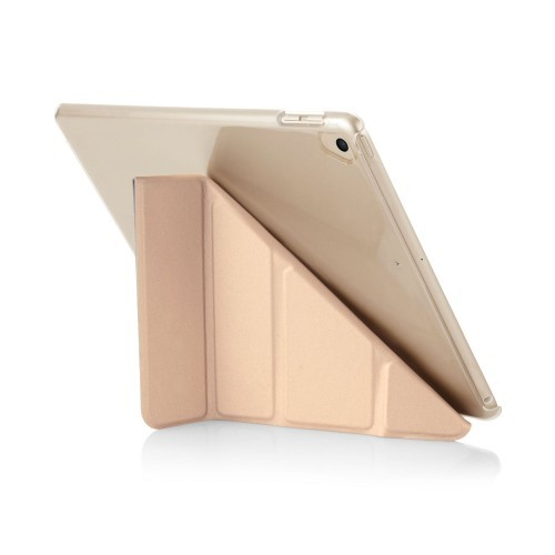 pipetto-ipad-9-7-case-origami-metallic-champagne-back-exterior-1