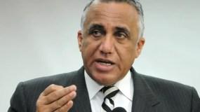 Luis Mejía, presidente del Comité Olímpico Dominicano.  Foto de archivo