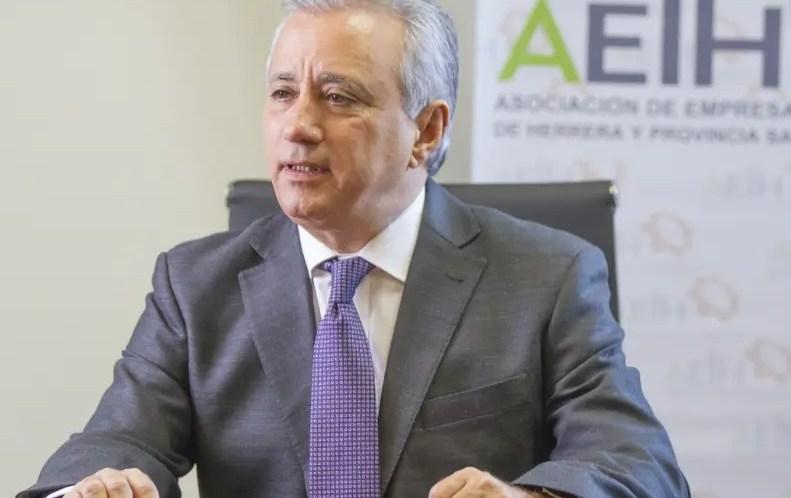 Antonio Taveras Guzmán, presidente AEIH.