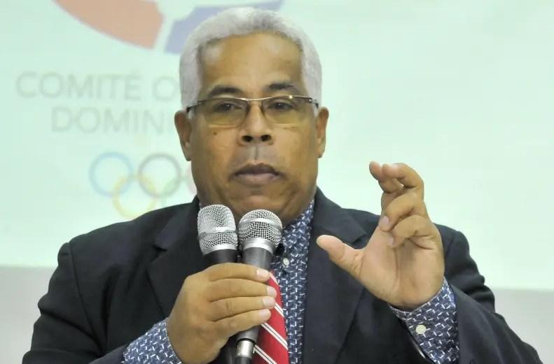 Resultado de imagen para José Luis Ramírez,presidente federacion dominicana de karate