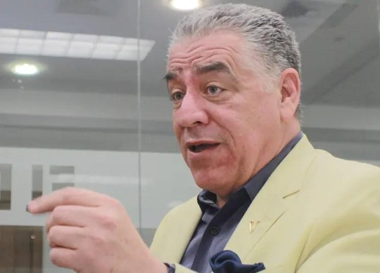 Jose Miguel Soto Jiménez, nuevo embajador dominicano en Taiwán.