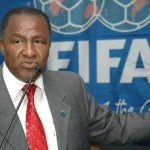 Osiris Guzmán, presidente de la Federación Dominicana de Fútbol.