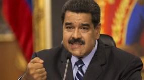 El presidente venezolano Nicolás Maduro. Archivo.