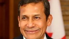 Ollanta Humala  fue presidente de Perú en el período 2011-2016.