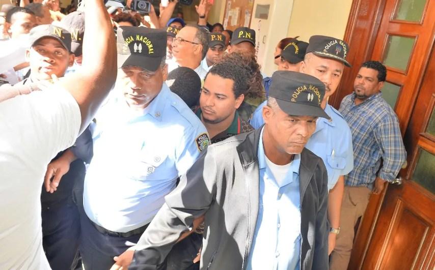 Brayan Félix Paulino y los demás acusados por el Ministerio Público acudirán hoy ante tribunal.