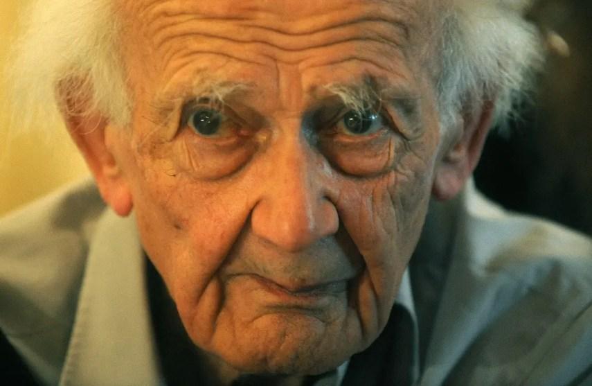 Zygmunt Bauman murió a los 91 años en su casa de Leeds. AFP