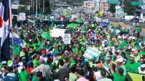 Marcha contra la impunidad. Foto: Elieser Tapia.
