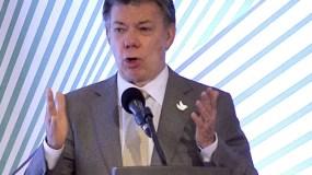 Juan Manuel Santos. AFp