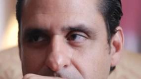 Servio Tulio Castaños Guzmán, presidente ejecutivo FINJUS. Durante Almuerzo Grupo de Comunicaciones Corripio en el Periódico Hoy de la santo domingo República Dominicana.19 de enero del 2011. Foto Pedro Sosa