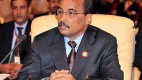 El presidente Mohamed Uld Abdelaziz inauguró el encuentro.