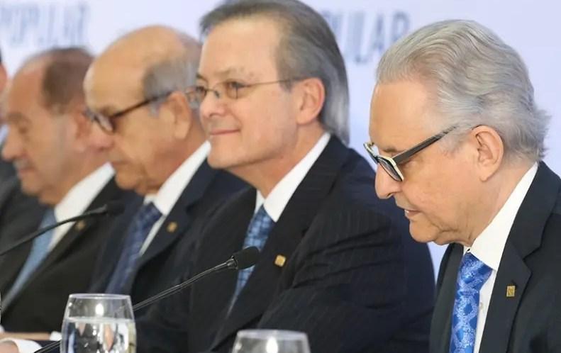 Manuel Grullón habló en la Asamblea General de Accionistas.