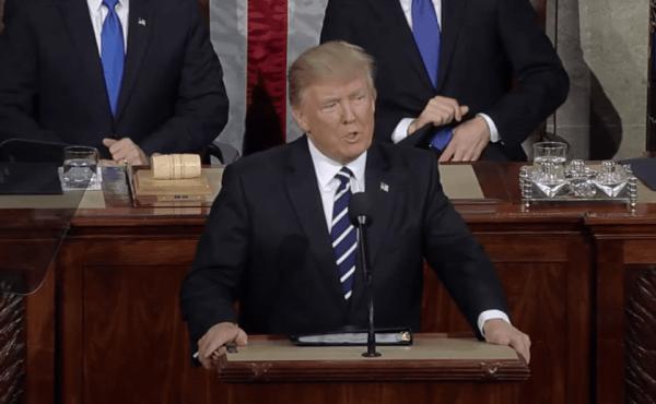 Donald Trump, presidente de Estados Unidos. Foto de archivo.