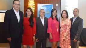 Antonio Rubio, Clary Pimentel, Miguel Ramírez, Alicia Abreu, Luisa Sánchez de Abreu y Franklin Abreu.