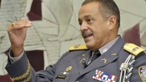 Mayor general Nelson Peguero Paredes, director general de la Policía.